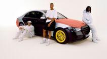 Mercedes Airbag Mode Fashion Heron Preston