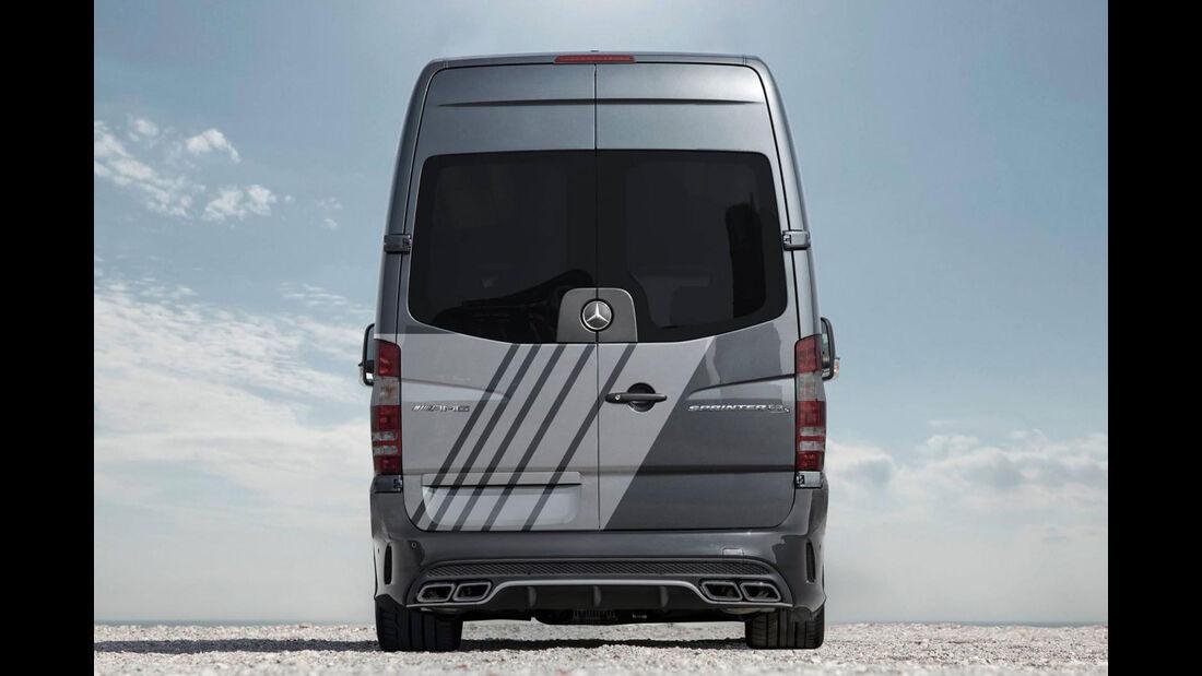 Mercedes - Aprilscherz 2015