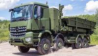 Mercedes Arocs 8x8 Militär