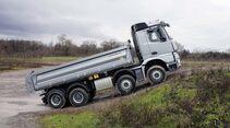 Mercedes Arocs 8x8 Truck