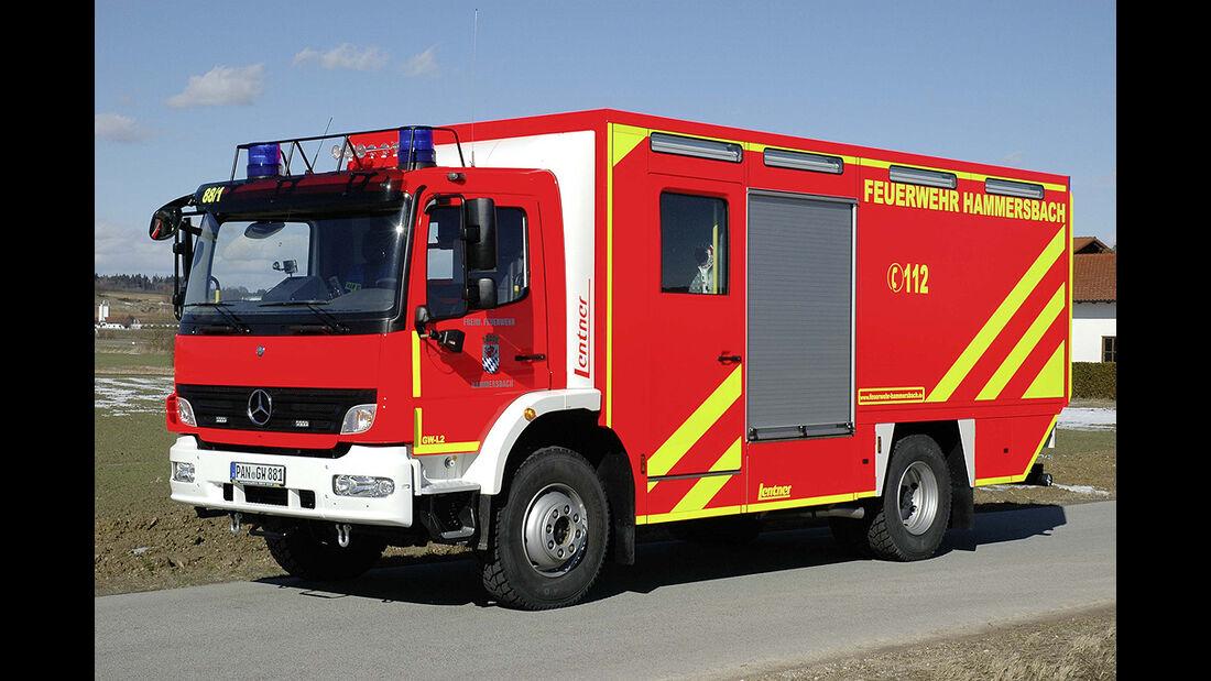Mercedes Atego 1329 F Hilfeleistungs-Löschgruppenfahrzeug