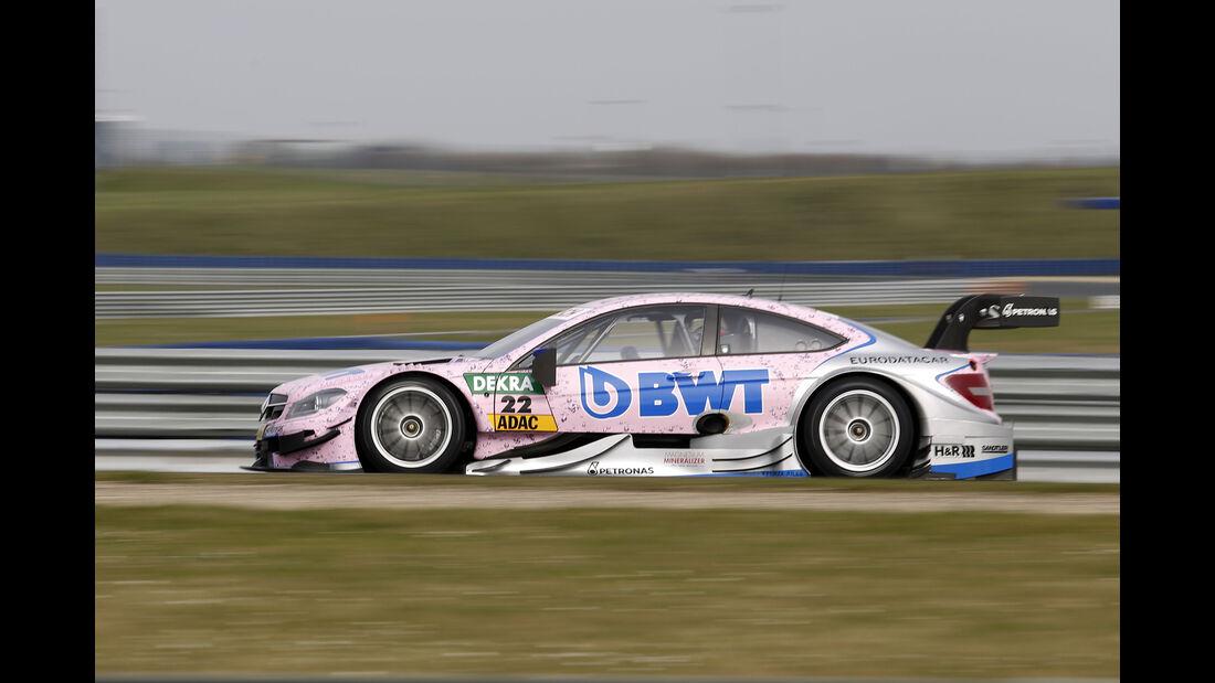 Mercedes - Auer - DTM 2015