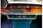 Mercedes-Ausstattungsvielfalt, Mittelkonsole, Kühlanlage, Becker-Radio