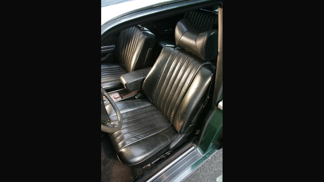 Mercedes-Ausstattungsvielfalt, Sitze