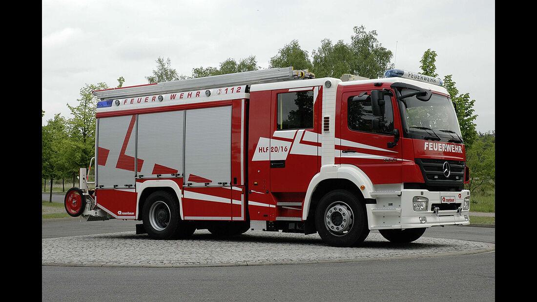 Mercedes Axor 1833 L Hilfeleistungs-Löschgruppenfahrzeug