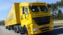 Mercedes Axor 2644 Sicherheitstransporter
