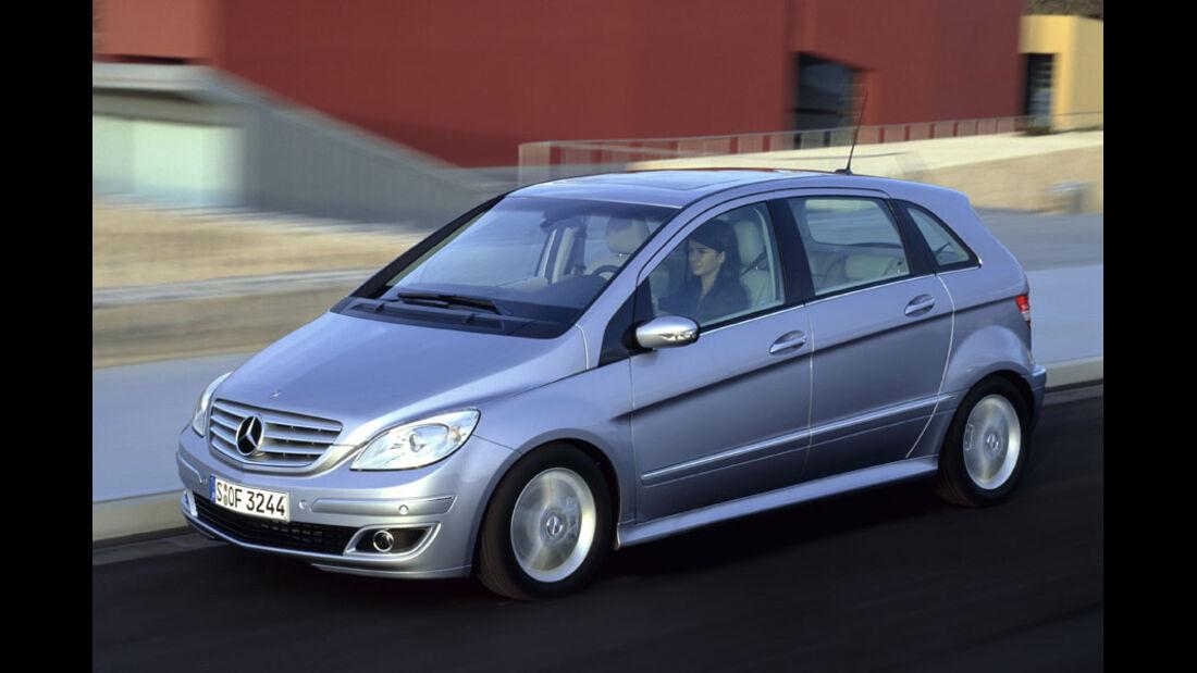 Mercedes B 150