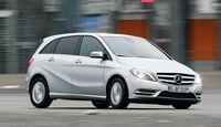 Mercedes B 160 CDI, Frontansicht