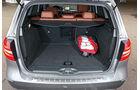 Mercedes B 160 CDI, Kofferraum