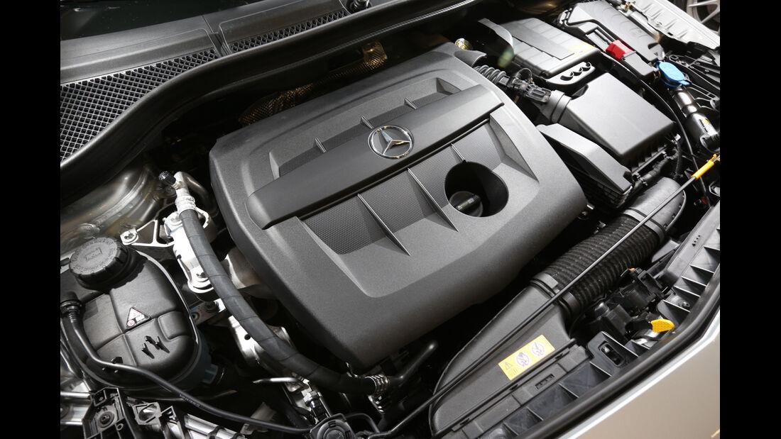 Mercedes B 160 CDI, Motor