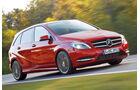 Mercedes B 180 Blue Efficiency Edition, Frontansicht