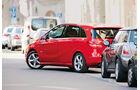 Mercedes B 200 CDI, Einparken