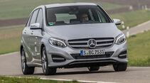 Mercedes B 200 CDI, Frontansicht