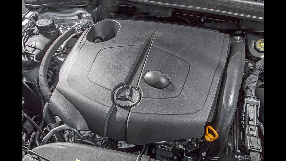 Mercedes B 200 CDI, Motor