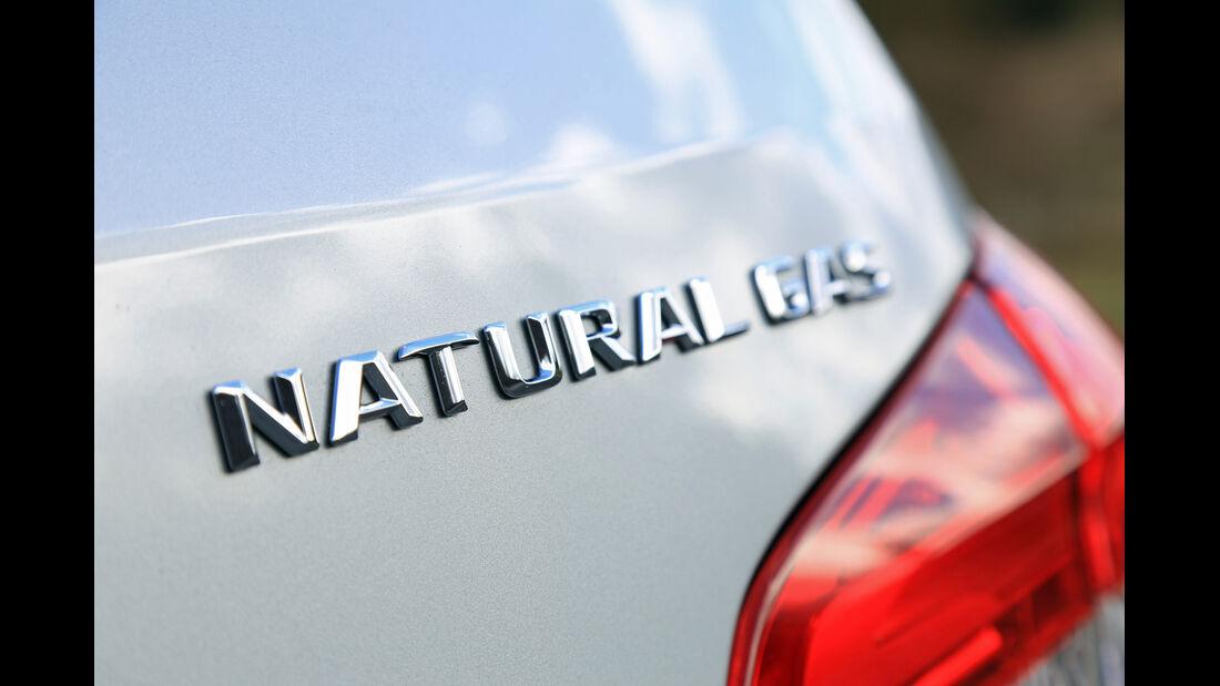 Mercedes B 200 NGD, Typenbezeichnung, Natural Gas