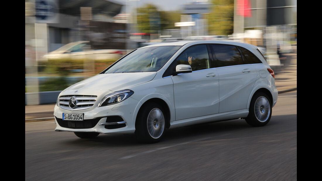 Mercedes B 200 c, Exterieur