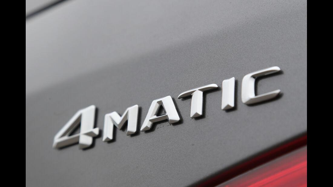 Mercedes B 220 4MATIC, Typenbezeichnung
