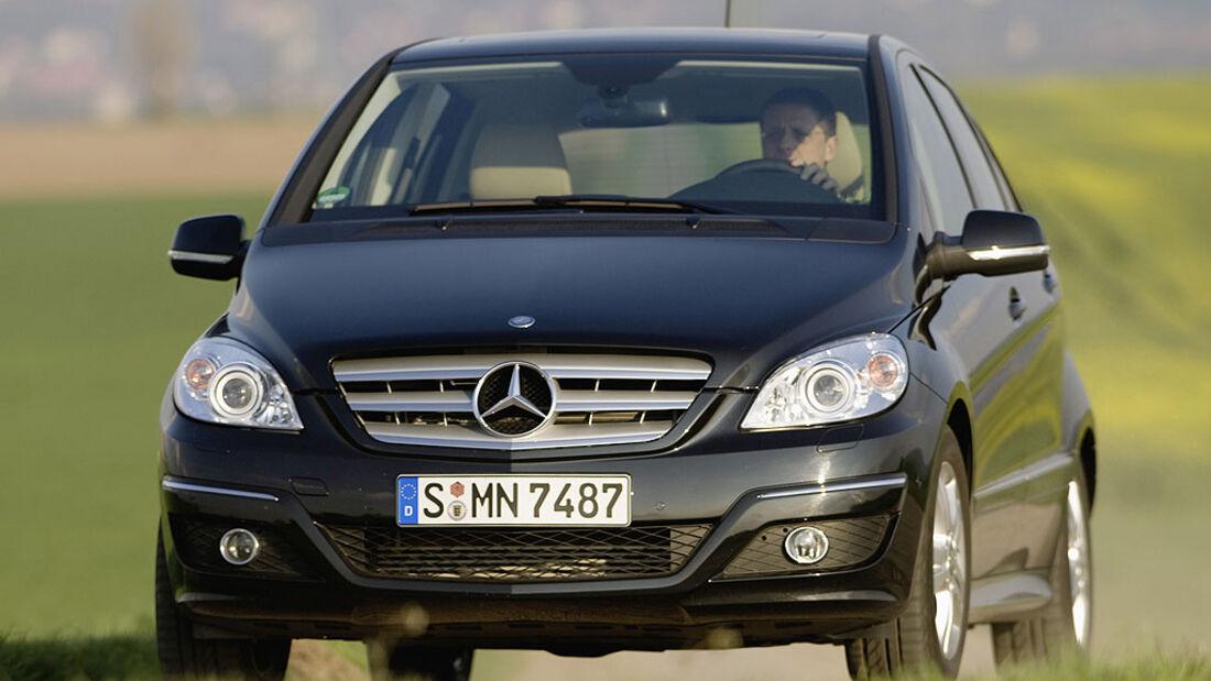 Mercedes B-Klasse, 0109