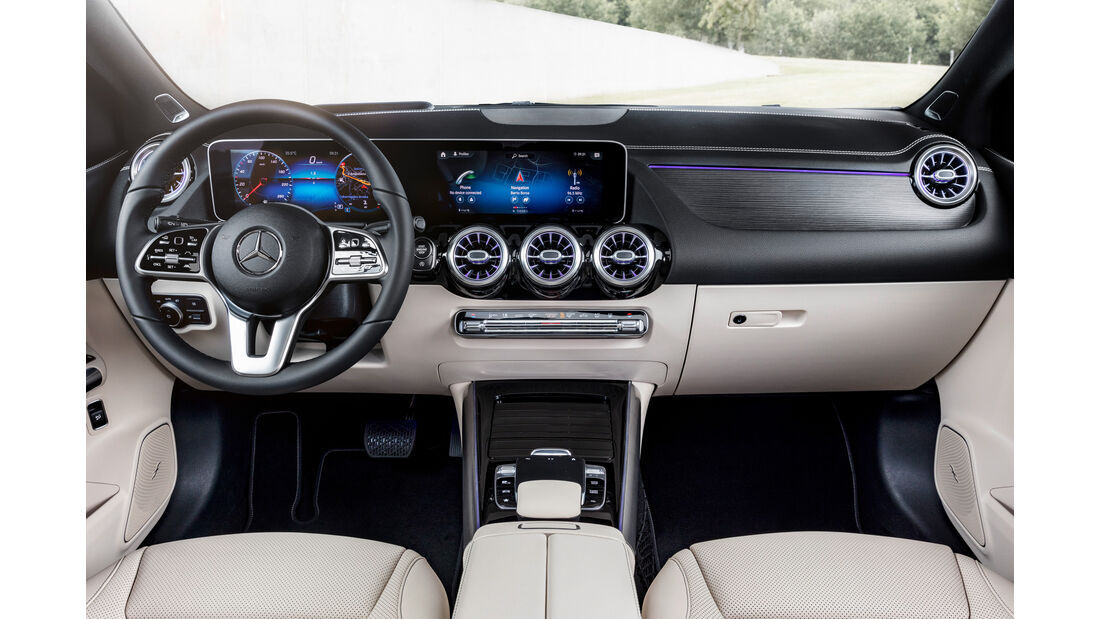 Mercedes B-Klasse 2018