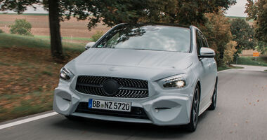 Mercedes B-Klasse (2019)