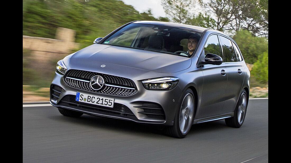 Mercedes B-Klasse, Best Cars 2020, Kategorie L Vans