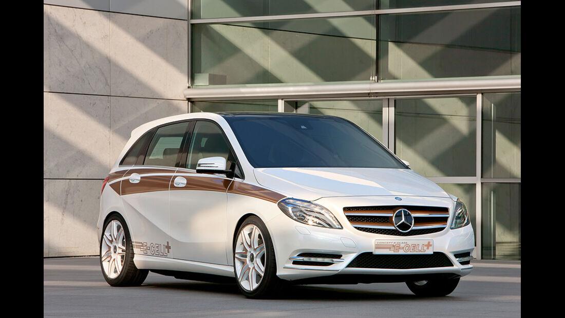 Mercedes B-Klasse E-Cell