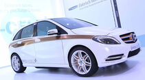 Mercedes B-Klasse E-Cell Konzept