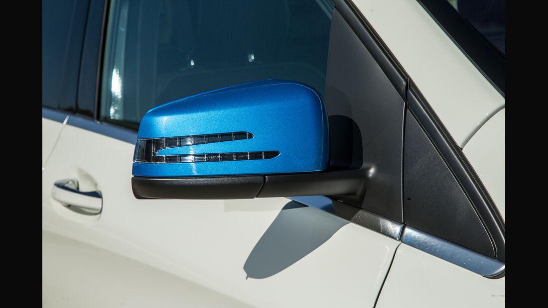 Mercedes B-Klasse Electric Drive, Seitenspiegel