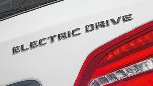 Mercedes B-Klasse Electric Drive, Typenbezeichnung