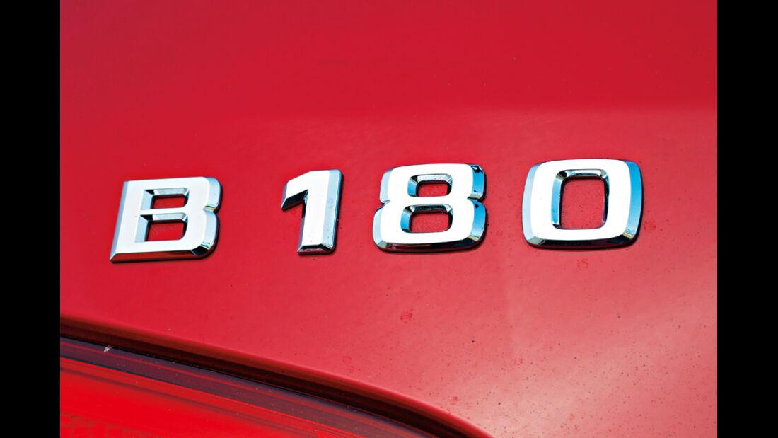 Mercedes B-Klasse, Emblem