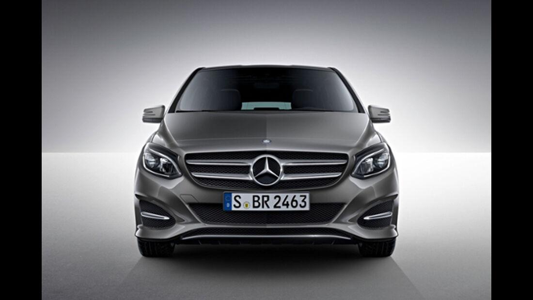 Mercedes B-Klasse Kaufberatung