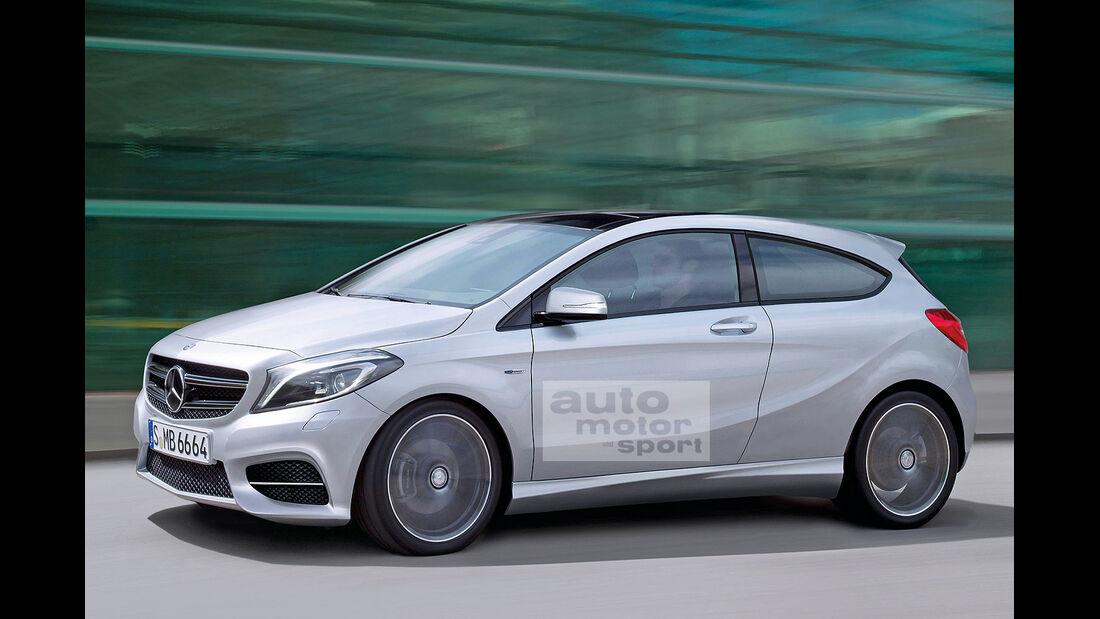 Mercedes Baby B-Klasse