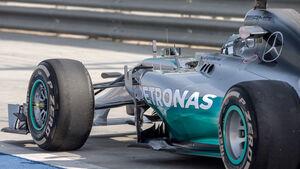 Mercedes - Bahrain - Formel 1-Test  - 2014