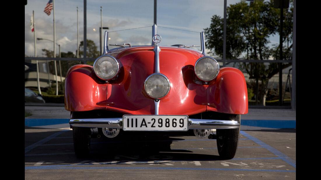 Mercedes-Benz 150 Sportroadster, W 130, Baujahr 1939
