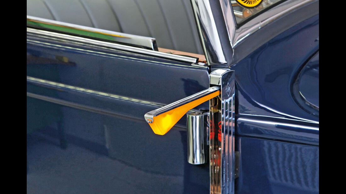 Mercedes-Benz 170 Cabriolet, Blinker