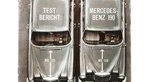 Mercedes-Benz 190, Altes Heft
