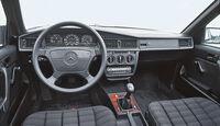 Mercedes-Benz 190, Cockpit