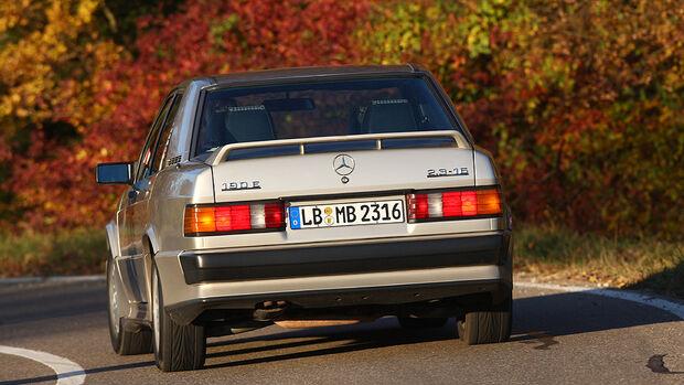 Mercedes-Benz 190 E 2.3-16 - Heckansicht