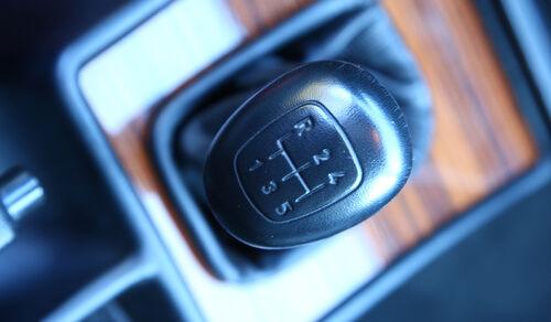 Mercedes-Benz 190 E 2.3-16 - Schalthebel