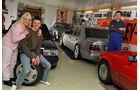 Mercedes-Benz 190 E 2.3, Garage, Familie Florschütz