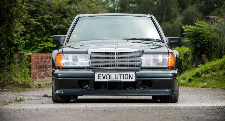Mercedes-Benz 190 E 2.5-16 Evolution II - Sportlimousine - W 201 - Auktion