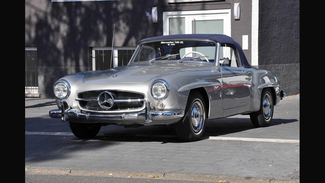 Mercedes-Benz 190 SL (1955)