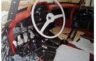 Mercedes-Benz 190 SL, Cockpit