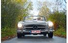 Mercedes-Benz 190 SL, Frontansicht
