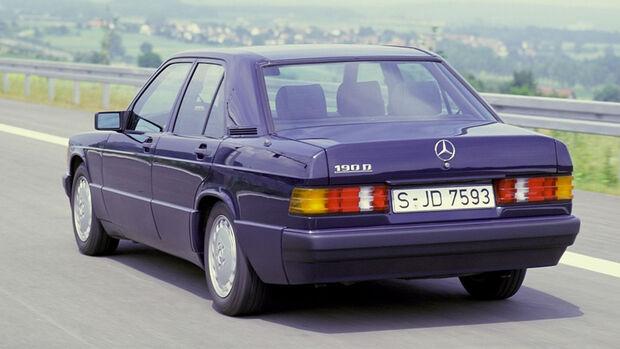 Mercedes-Benz 190D (W 201)