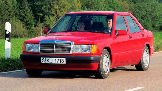 Mercedes-Benz 190E (1993)