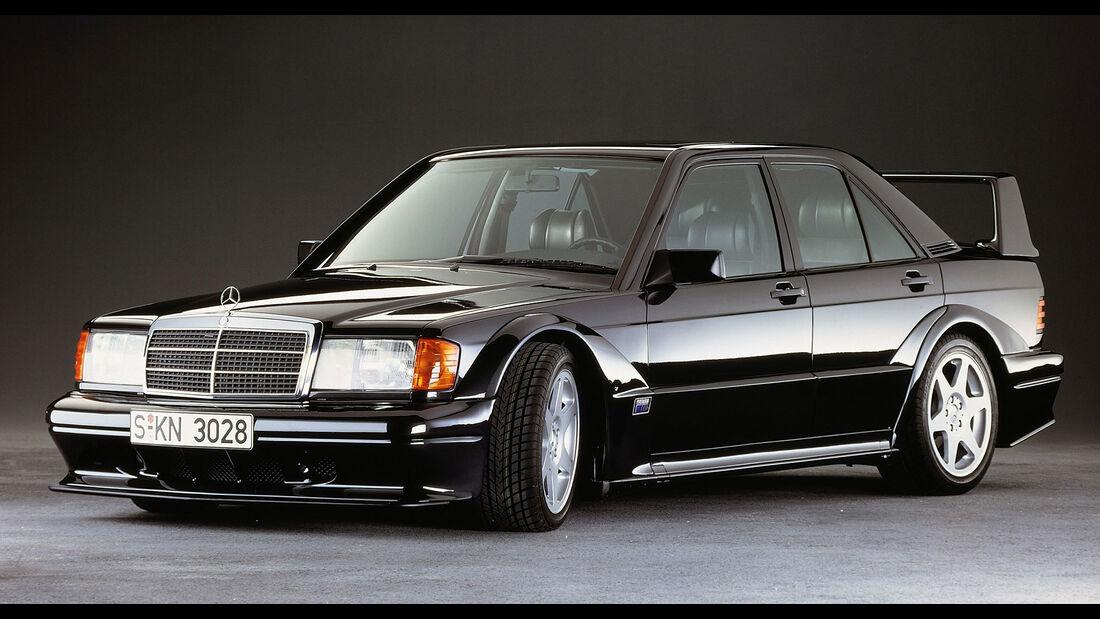 Mercedes-Benz 190E 2.5-16 Evolution 2 (1990)