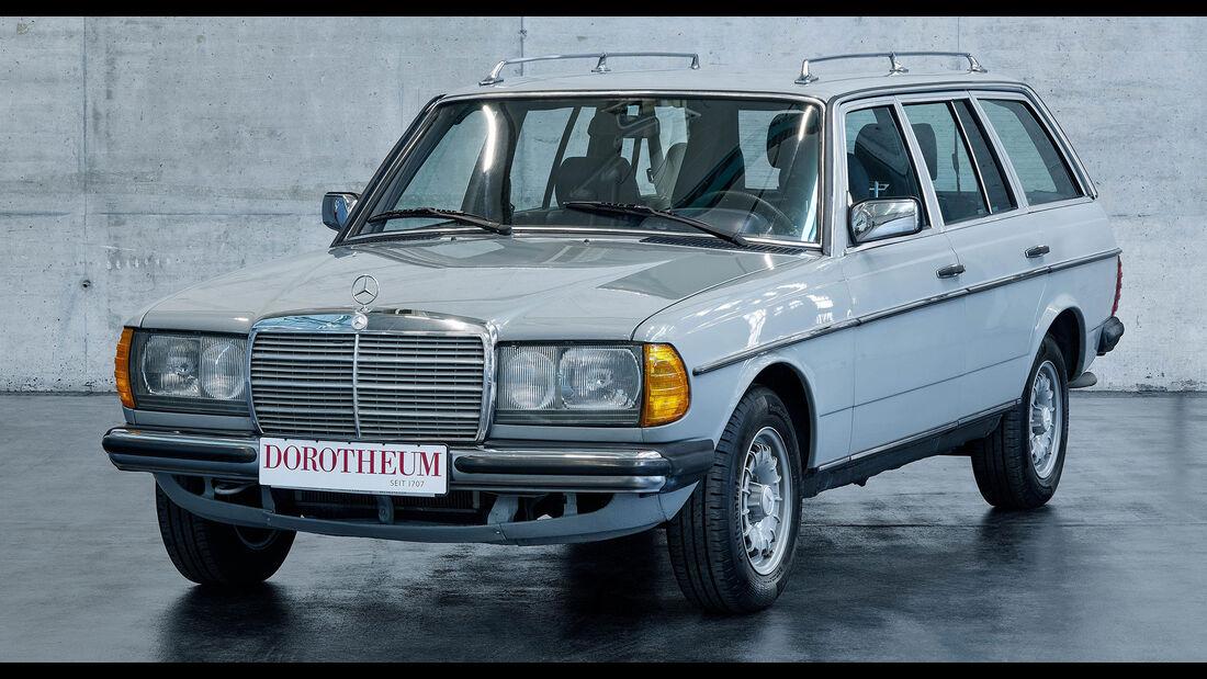 Mercedes-Benz 200T W123 (1984)