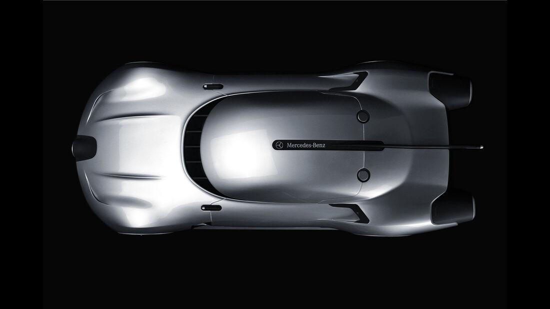 Mercedes-Benz 2040 W196R Streamliner - Concept - Designstudie