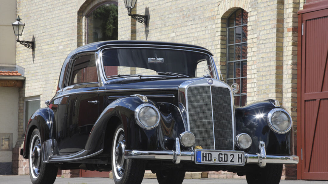 Mercedes-Benz 220, W 187, Baujahr 1951-1955